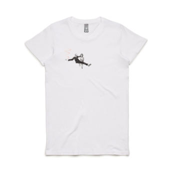 Hans and Liz Women's Crew Neck Tee Thumbnail