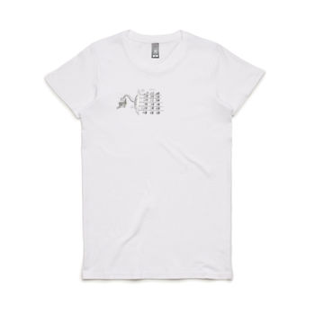 Smell Brain Women's Crew Neck Tee Thumbnail